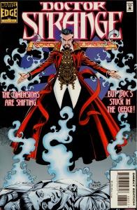 Doctor Strange (new costume)