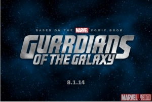 The Guardians Of The Galaxy banner