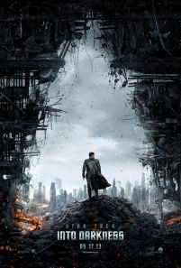 Star Trek: Into Darkness Teaser Poster