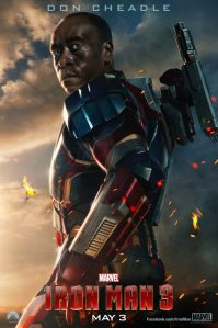 Iron Man 3 (Don Cheadle)
