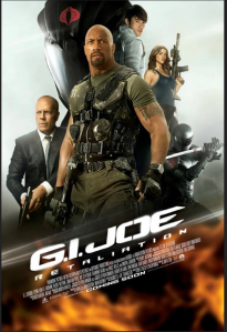 G.I. Joe: Retribution movie poster