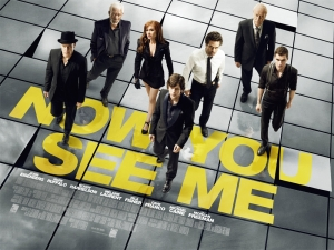 """Now You See Me"" poster courtesy of Totalfilm.com"