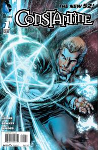Constantine (New 52)