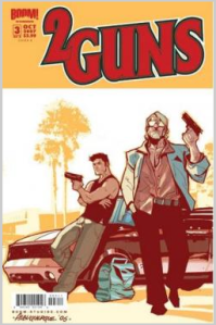 2 Guns comic cover