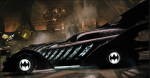 Joel Schumacher Batmobile