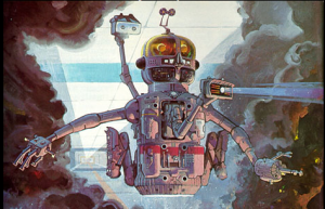 V.I.N.cent design by Robert T McCall