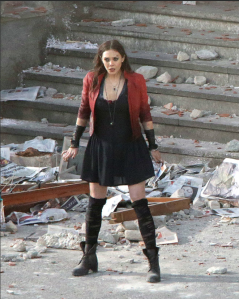 The Scarlet Witch (courtesy of Moviefone)
