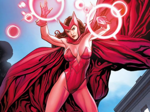 Scarlet Witch (image courtesy of