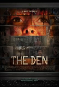 The Den movie poster
