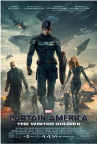 Captain America: The Winter Soldier mo