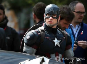 Captain America (Age of Ultron