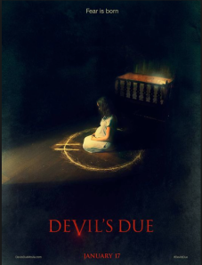 Devil's Due poster II