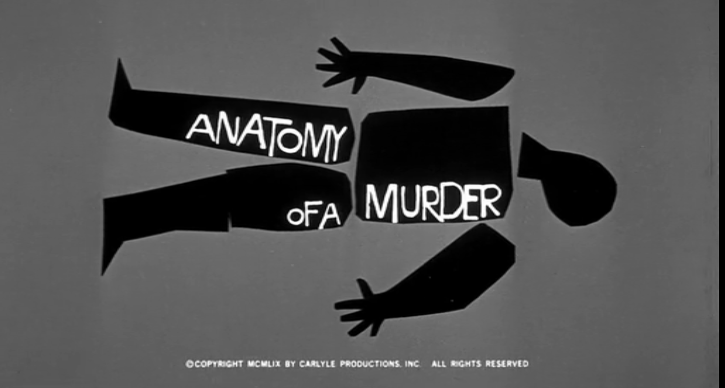 The (Un)necessary Remake Dept: \'Anatomy Of A Murder\' « SCREENPHILES