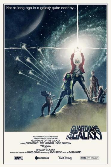 Guardians/Star Wars