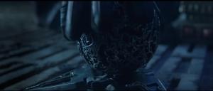 Chris Pratt's hand