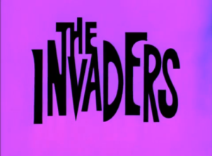 The Invaders opening shot