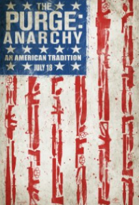 The Purge: Anarchy move poster