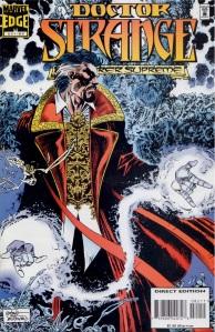 Doctor Strange  Sorceror Supreme