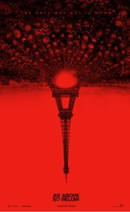 As Above, So Below movie poster