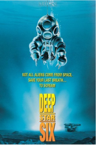 DeepStar Six poster