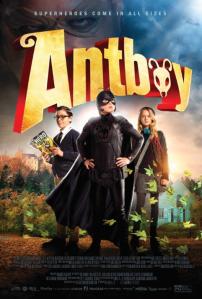 Antsy movie poster