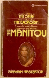 The Manitou novel