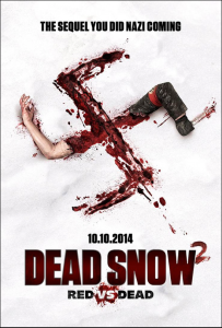 Red Snow 2: Red Vs Dead movie poster