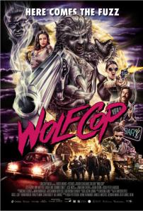 Wolf cop movie poster