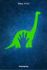 Good Dinosaur poster