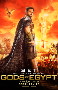 Gods of Egypt - Gerard Butler