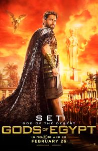 Gods of Egypt - Gerard Butler