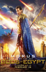 Gods of Egypt - Horus